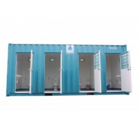 Container tolet 20 feet giá rẻ