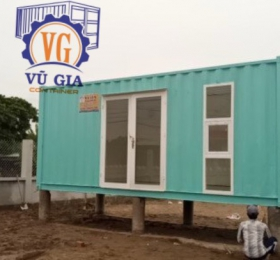 Container Văn phòng 20 feet 20