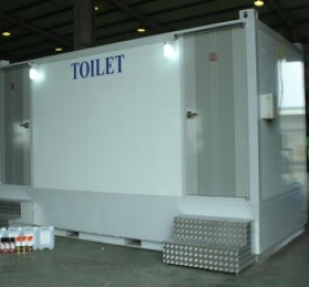 Container tolet 10 feet giá tốt