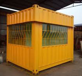 Container bảo vệ đẹp