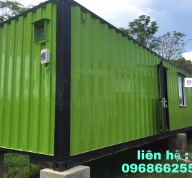 Container văn phòng 40 feet-10